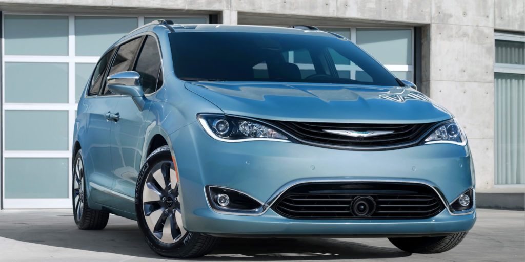 2017 Chrysler Pacifica Daphne