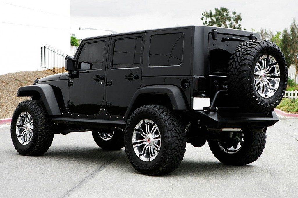 2016 Jeep Rubicon Daphne