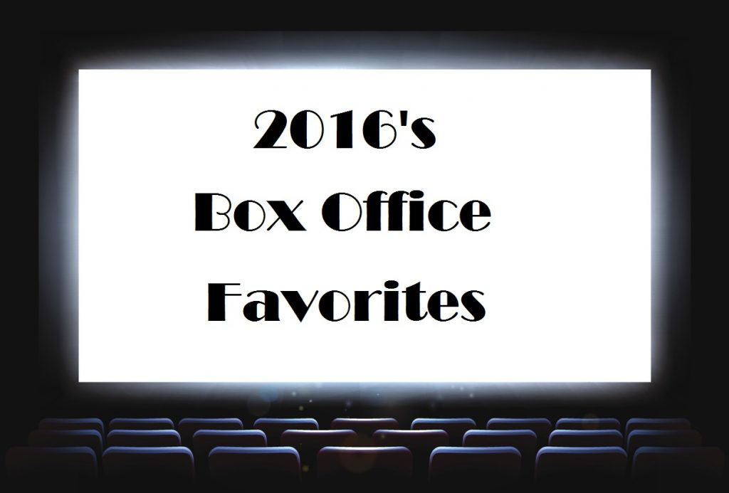 Box Office Favorites for 2016 Daphne