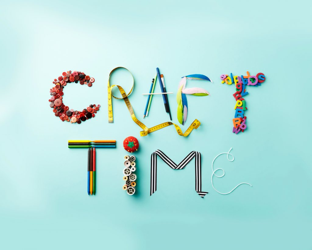 Craft Time banner